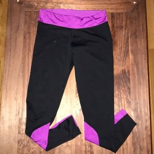 Under Armour cold gear running tights | sz M